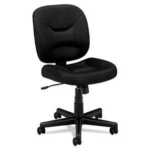 basyx by HON HVL210 Task Chair for Office or Computer Desk,Black