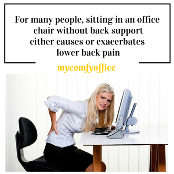 Super 5 Best Lumbar Supports For Office Chair Comparing Support Pdpeps Interior Chair Design Pdpepsorg