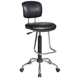 Office Star Pneumatic Drafting Chair
