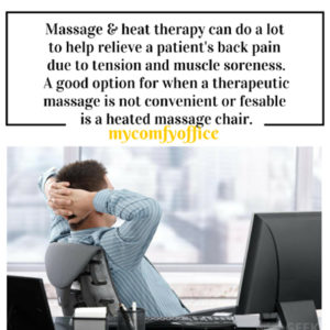 Heated Office Chairs