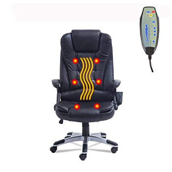 Brilliant 9 Heated Office Chairs Chair Pads Of 2019 With Massage Machost Co Dining Chair Design Ideas Machostcouk