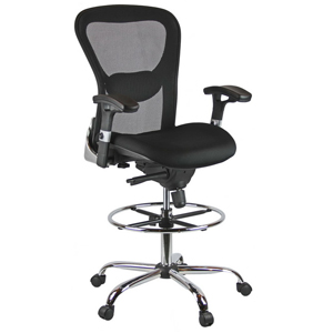 Harwick Tall Office Chair for Standing Desks