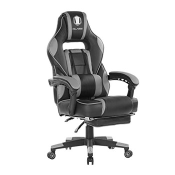 KILLABEE Reclining Memory Foam Gaming Chair