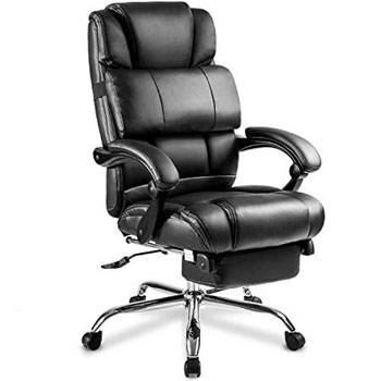 Merax Technical Leather Executive Recliner
