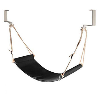 DMcore Canvas Foot Rest Hammock