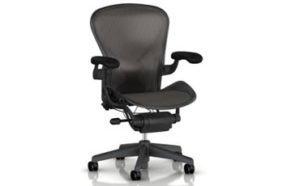 Aeron Task Chair by Herman Miller Featured Image