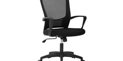 Mid Back Ergonomic Desk Office Chair Featured Image