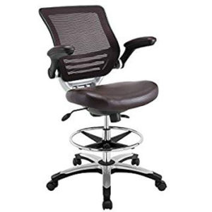 Modway Adjustable Edge Drafting Chair