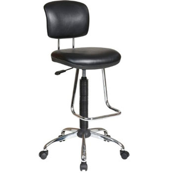 Office Star Pneumatic Drafting Office Chair