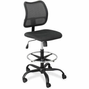 Safco Products 3395BL Vue Extended Height Mesh Chair