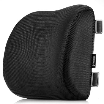 SimplePosture Lower Back Pain Relief Lumbar Support Cushion