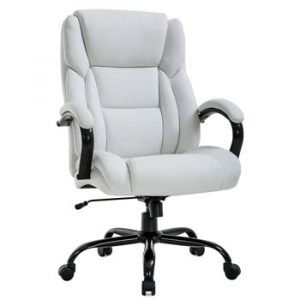BestMassage Leather Office Chair