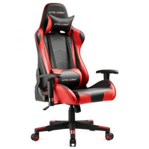 GTRACING Ergonomic Chair with Pillows