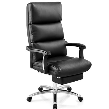 Ticova Executive Office Chair With Footrest