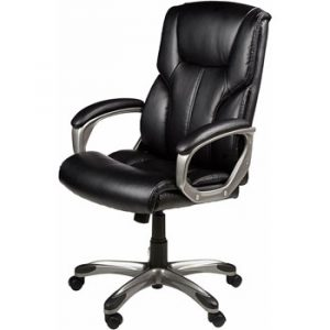 AmazonBasics High-Back Executive Swivel Office Chair